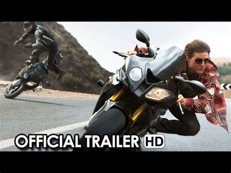 film action terbaik tom cruise mission impossible rogue nation official trailer 2015