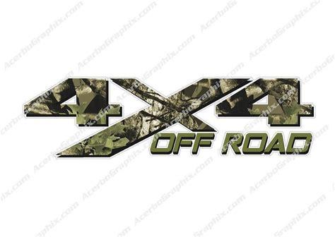 hunting truck decals camo 4x4 chevy decals for trucks autos weblog