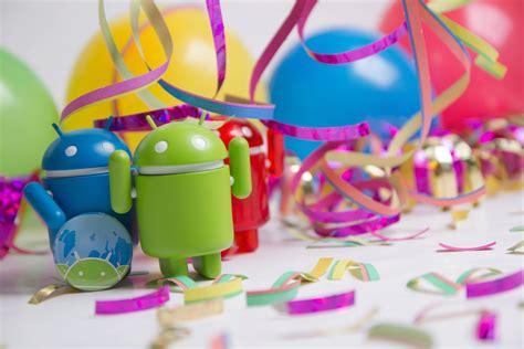 Nami Android p 225 te narozeniny sv茆t androida slavte je s n 225 mi