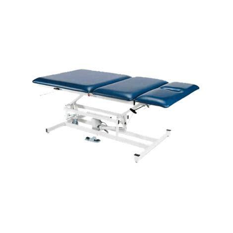 armedica hi lo treatment tables armedica hi lo three am series bariatric treatment table