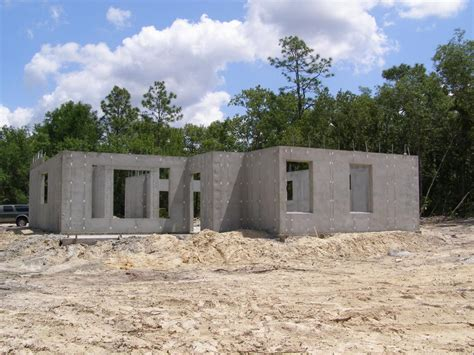 poured concrete home plans house plans