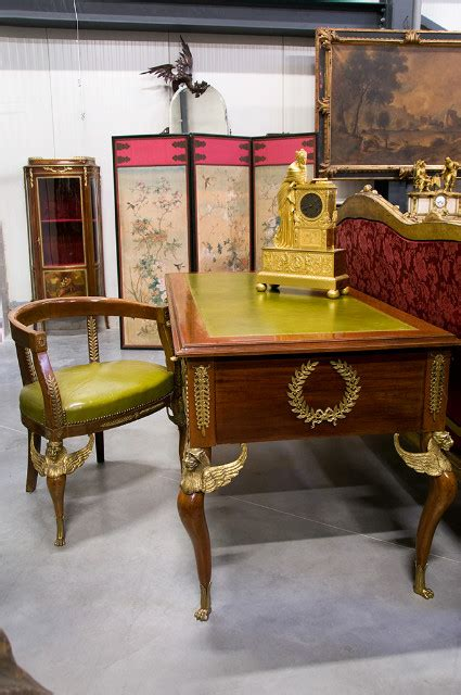 Furniture Chair Desk Empire Style Writing Desk With Chair Empire Style Furniture Daelmans