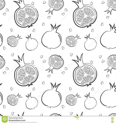 hand drawn wallpaper hand drawn wallpaper fresh pomegranates hand drawn