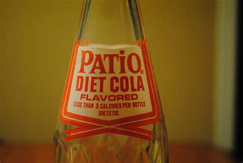 1963 Patio Diet Cola Pepsi Co Bottle   Collectors Weekly