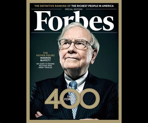 the 10 richest americans according to forbes