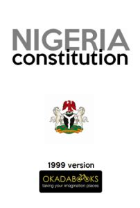 constitution of the federal republic of nigeria by the