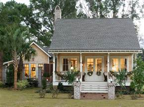 Small Country Cottage House Plans by Rattlebridge Farm Two Low Country Cottages