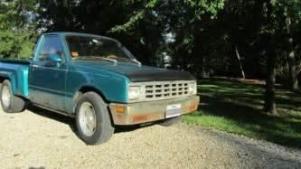 Isuzu Diesel Truck For Sale 1982 Isuzu Pup Diesel Truck For Sale Photos