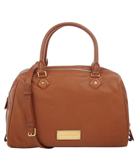 Marc By Marc Washed Utility Satchel by Lyst Marc By Marc Washed Up Tote Bag
