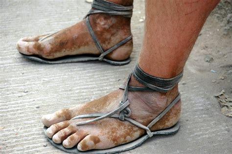 huarache running sandals barefoot ted s adventures