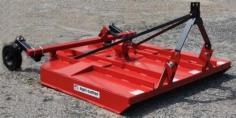Fred Cain 7 Dove Tail Hd Agricutter Rotary Cutter