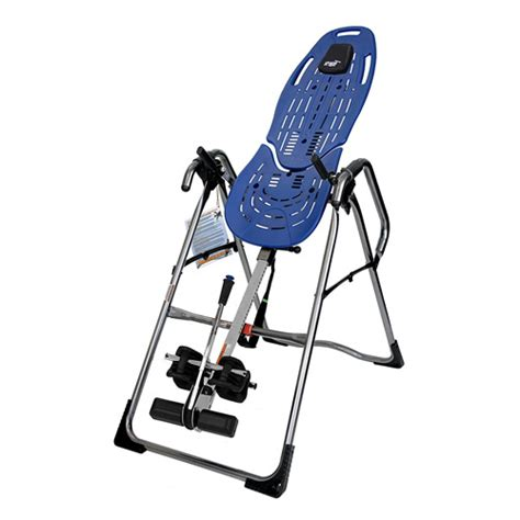 teeter inversion table teeter ep 970 ltd inversion table with ez reach ankle lever