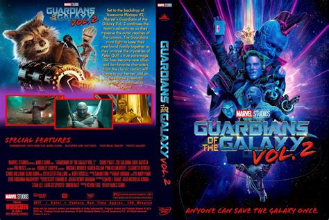 Dvd Guardians Of Galaxy Vol 1 guardians of the galaxy vol 2 dvd cover cover addict