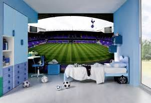 football bedroom football team wall murals