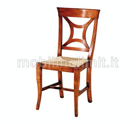 sedie con seduta in paglia sedia grezza rombo con seduta in paglia
