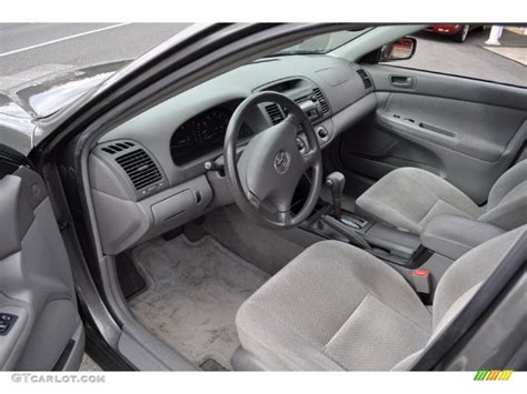 2003 Toyota Camry Interior by 2003 Toyota Camry Le Interior Photo 38389971 Gtcarlot