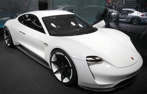 Porsche Mission E Is Ready To Lead The Electric Car Market