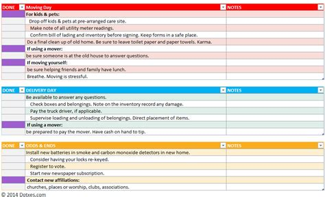 moving checklist template 28 moving planner template moving checklist
