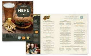 microsoft publisher menu templates free free restaurant menu templates sle restaurant menus