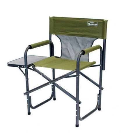 cing chair with side table quest traveller directors chair and side table quest