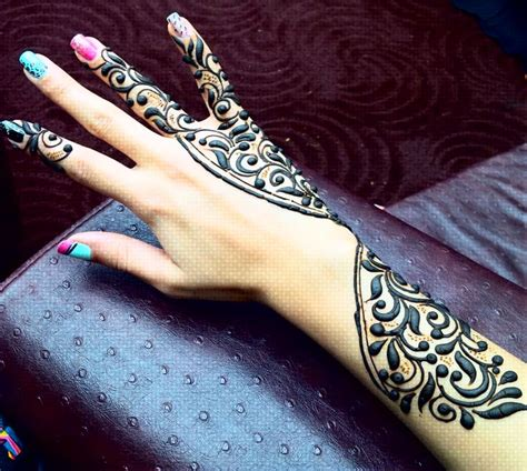 unique designs unique henna design henna pinterest