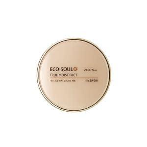The Saem Eco Soul Contour Palette makeup