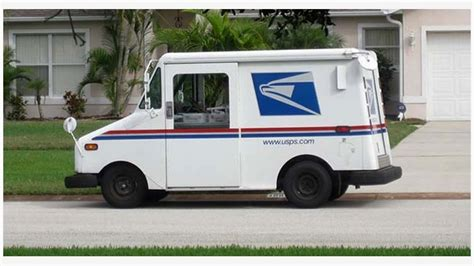 postal vehicles could the generation delivery vehicle be the