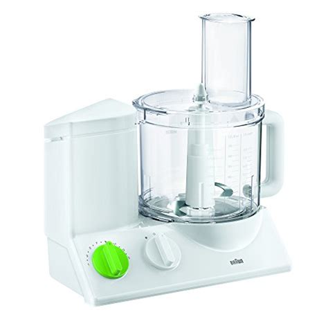 braun kitchen appliances braun fp3010 tributecollection food processor 220 volt
