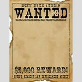 Wanted Clipart - Clipart Kid