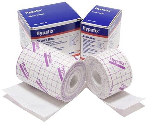 New Hypafix 10 Cm X 5 M Adhesive Plester Untuk Luka Sni hypafix 5cm x 10m bandages underwrap foam padding product detail club