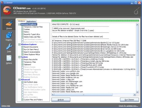 ccleaner que hace ccenhancer limpia y optimiza tu pc a 250 n m 225 s chicageek