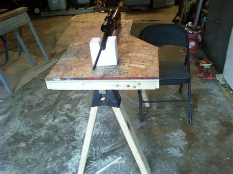 shooting bench reviews donnie d s shooting bench w review the firearms forum