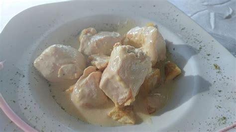cocinar pechugas de pollo en salsa pechugas de pollo en salsa de mostaza recetas de cocina