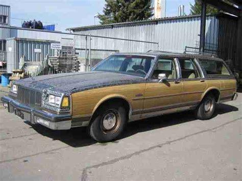 buick electra estate 1987 buick electra estate wagon die besten angebote