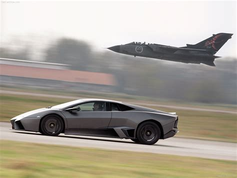 Lamborghini Vs F16 Lamborghini Reventon Wallpaper World Of Cars