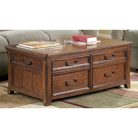 woodboro lift top coffee table bernie phyl s furniture