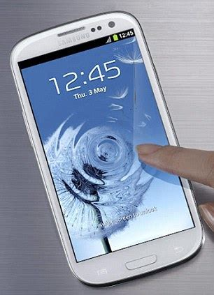 samsung galaxy s3 release date revealed at launch: android