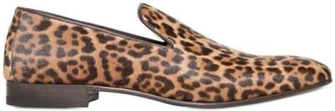 leopard skin loafers laurent leopard print pony skin loafers in animal
