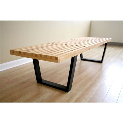 diy nelson bench baxton studio nelson natural bench 28862 2939 hd the