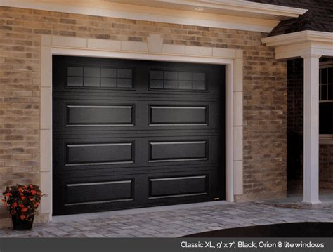 classic xl design from garaga garage doors