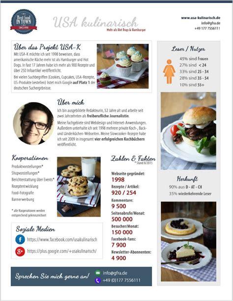 Impressum Usa Kulinarisch