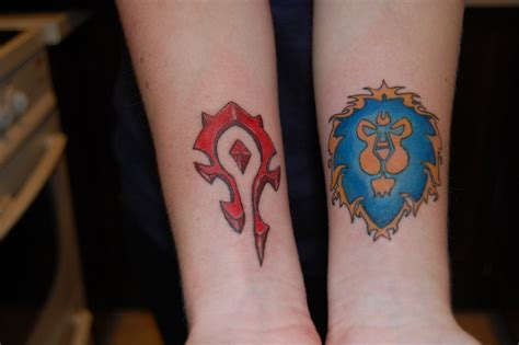 world of warcraft tattoo world of warcraft mage search tattoos