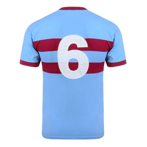Polo Shirt West Ham United Harmony Merch buy west ham united 1966 away no6 retro football shirt west ham united 1966 no6 away shirt