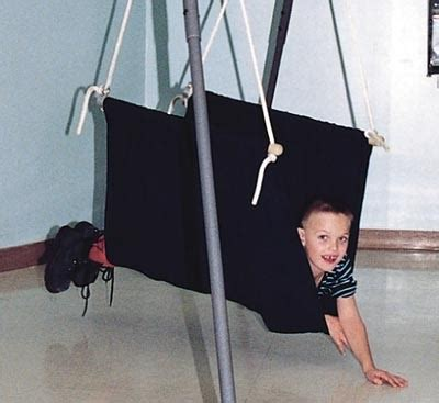 bean bag swing soft taco swing especial needs