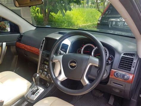 Jual Alarm Mobil Di Tangerang di jual mobil chevrolet captiva th 2007 mobilbekas