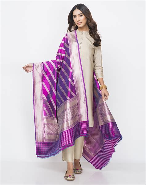 wear  dupatta  types draping style
