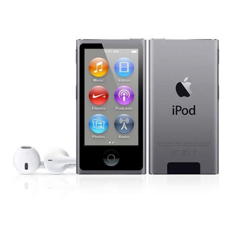 Nano Two Tone Size 21cm apple ipod nano 16gb 7th space grey iwoot