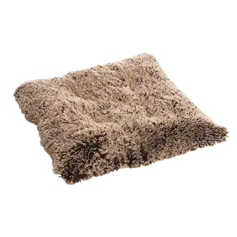 brown fluffy luxury frosted brown fluffy pads the stylish company