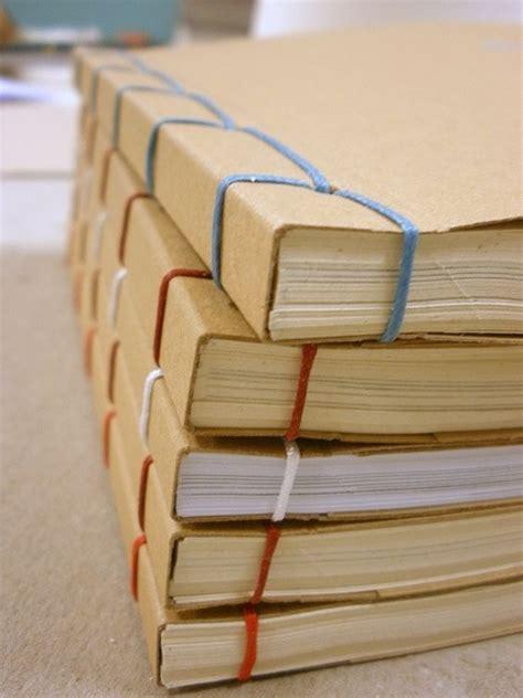 Diy Handmade Book - best 25 book binding ideas on book binding