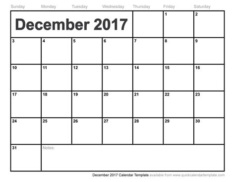 Calendar 2017 November And December Word December 2017 Calendar Template